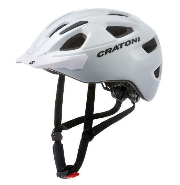 CRATONI Fahrradhelm C-Swift | E-Bike Helm weiß