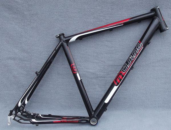 Müsing Twinroad Light hochwertiger Fahrrad Trekkingrad Crossrad Rahmen 28Zoll Team