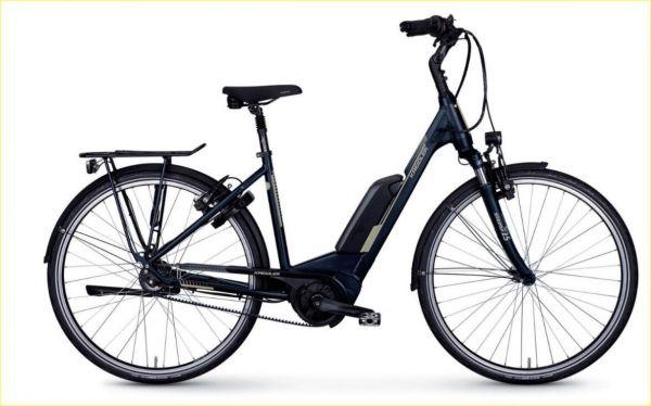 Kreidler Vitality Eco 6 Ltd E-Bike mit Bosch Active Line Plus und Gates Riemen Antrieb