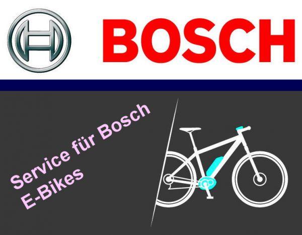E- Bike Elektrofahrrad Service für Bosch Antrieb inkl. Software Update