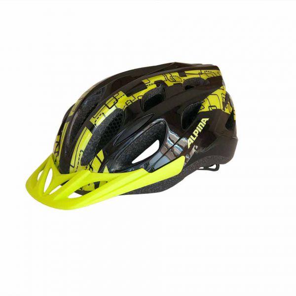 Alpina MTB 14 Fahrradhelm black/line