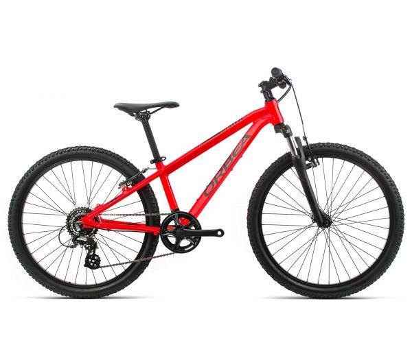 """Orbea MX 24 XC Mountainbike Jugendfahrrad 24"""" rot"""
