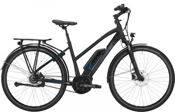 Victoria e-Trekking 7.7 Damen Trapez E-Bike Bosch Akku 500Wh