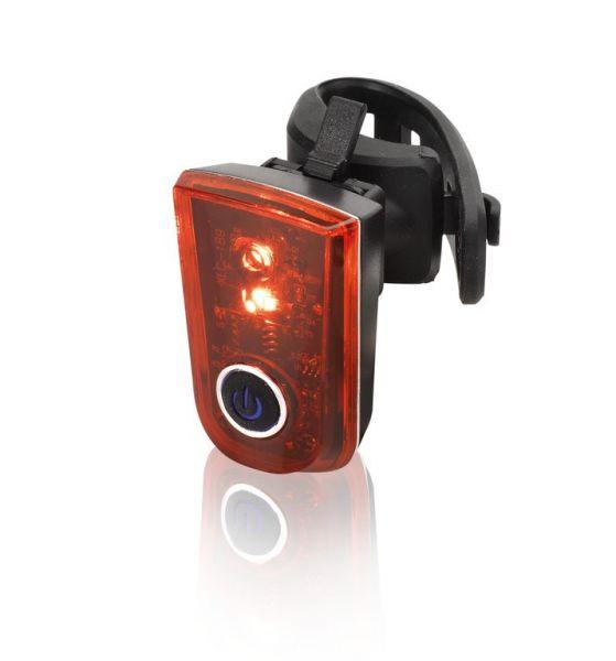 XLC LED Rücklicht Sirius B CL-R23. entspricht der deutschen StVZO für alle Räder