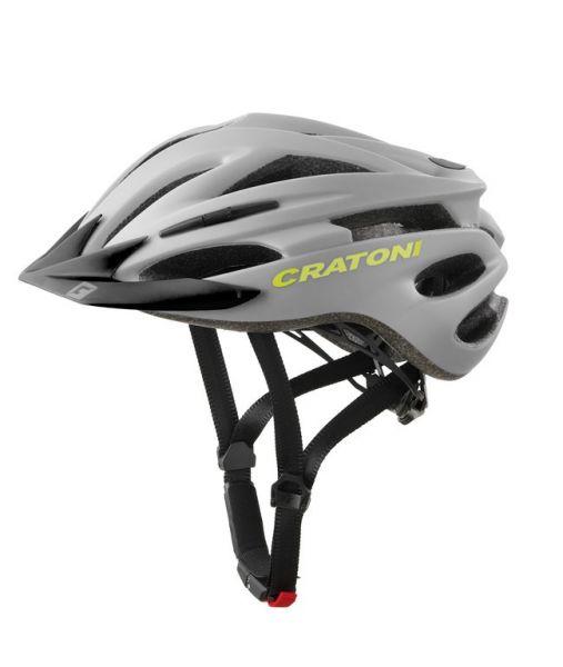 CRATONI Pacer Fahrradhelm | E-Bike Helm graumatt
