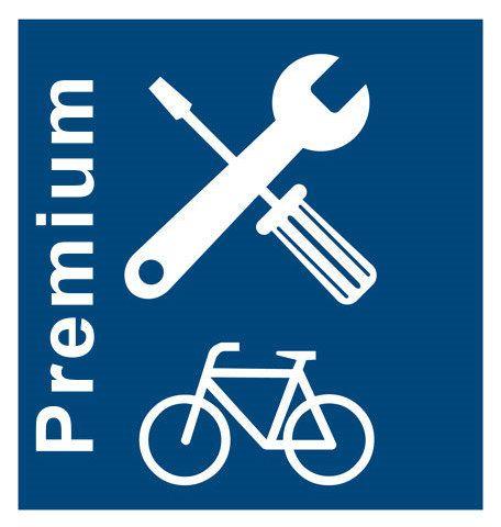 Fahrrad Werkstatt Inspektion Premium zum Festpreis