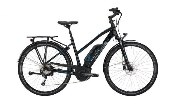 VICTORIA eTrekking 6.3 Damen E-Bike Trapez Bosch 400 Wh