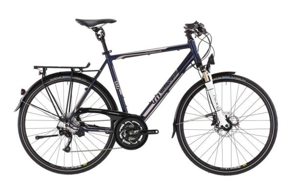 "Müsing Twinroad light Trekking Fahrrad 28"" Herren Modell XT"