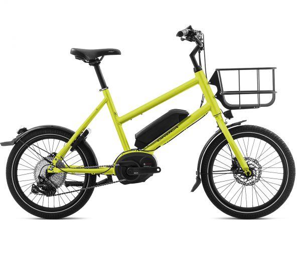 """Orbea Katu E 10 Shimano Nexus 8 Gang Disc 20 """" Bosch Performens E-Bike 500Wh"""