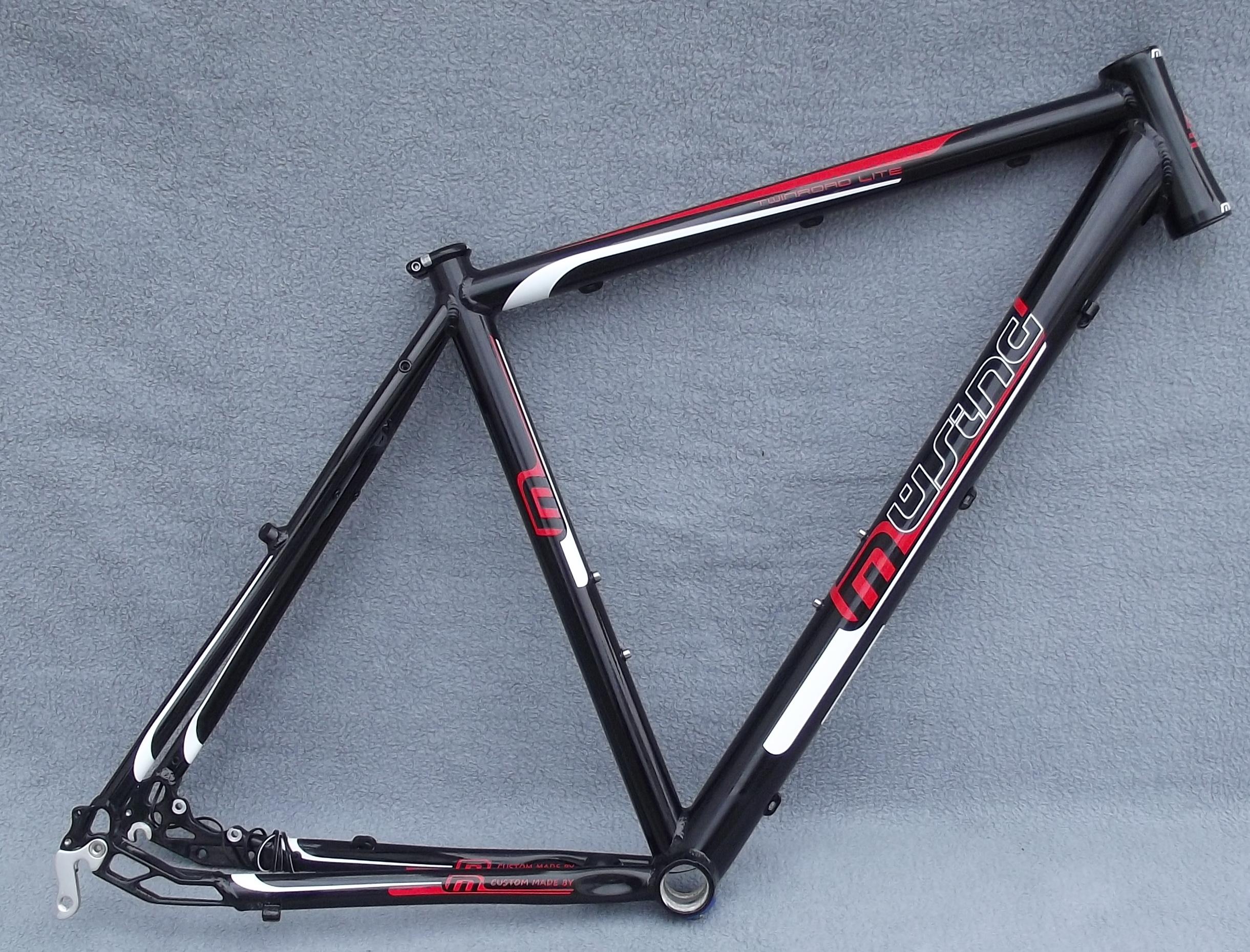 Müsing Twinroad Light hochwertiger Fahrrad Trekkingrad Crossrad ...