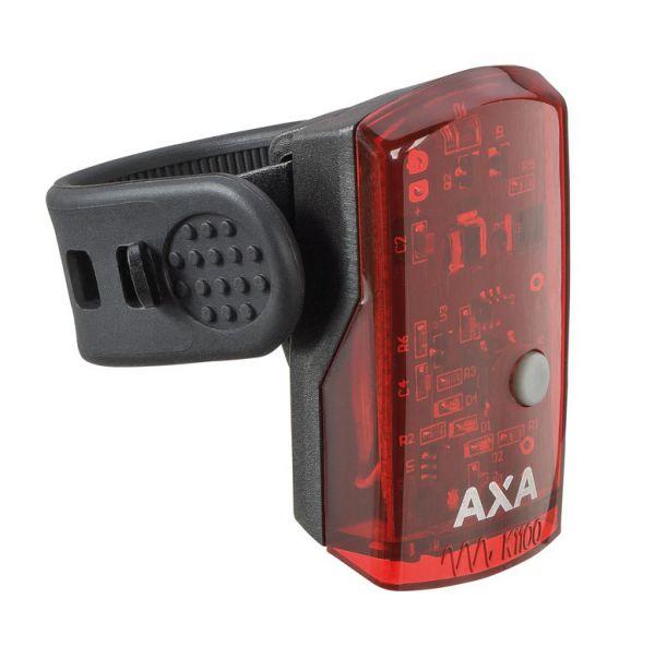 AXA LED-Akku Rücklicht Green Line 1 StVZO-zugelassen