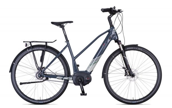 Kreidler Vitality Eco 14 Damen Trapez Gates Nexus Freilauf Riemenantrieb Bosch Elektro Fahrrad Pedelec 2018