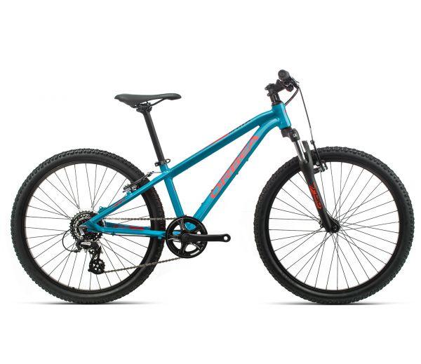 "Orbea MX 24 XC Mountainbike Jugendfahrrad 24"" blau"