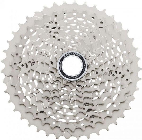 Shimano DEORE Kassette CS-M4100 10-fach 11-42 für Fahrrad oder E-Bike