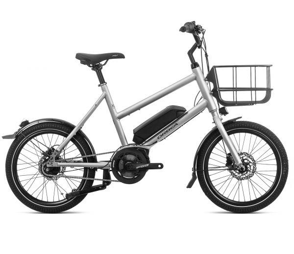 Orbea Katu E-30 E-Bike 20 Zoll Bosch Activ Line Akku 400 Wh ätherischsilber