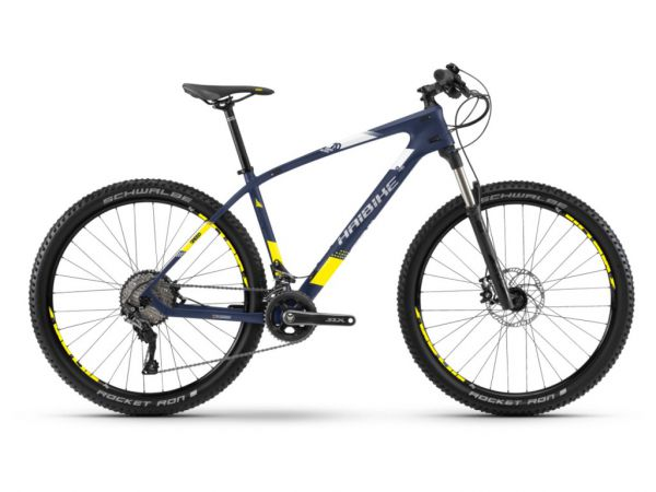 Haibike Mountainbike GREED HardSeven 7.0 Carbon 27,5 Zoll