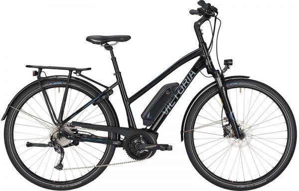VICTORIA 6.3 e-Trekking Damen Fahrrad Bosch 400 Wh Akku