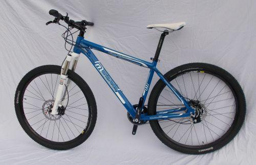 "Müsing Rohloff Offroad 9 Mountainbike 29"" blau"