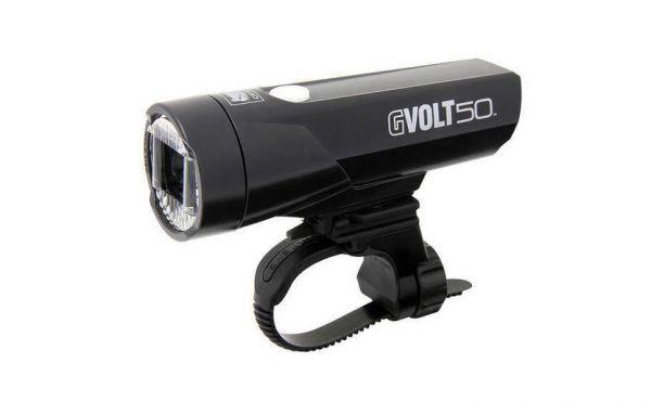 Cat Eye GVolt 50 LED Beleuchtung vorn 50 Lux