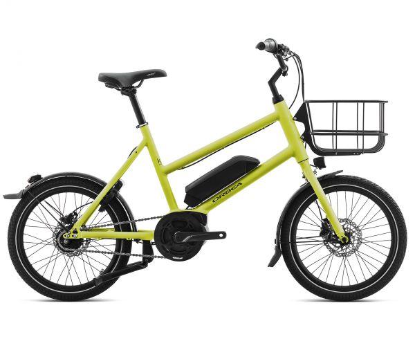 Orbea Katu E-20 E-Bike 20 Zoll Bosch Activ Line + 400 Wh supergreen