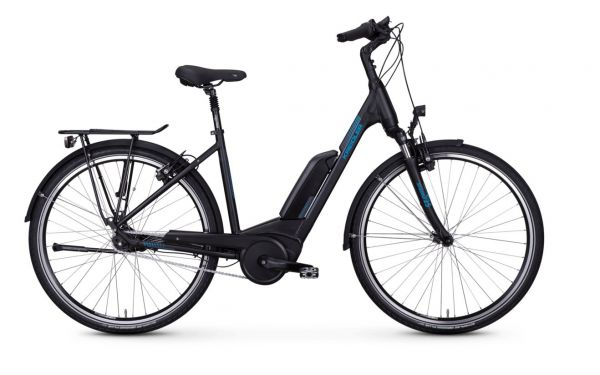 Kreidler Vitality Eco 3 Nexus 7 Gang E-Bike mit Bosch Antrieb schwarz