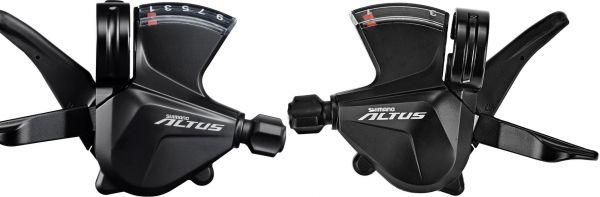 Shimano Altus SL-M2000 MTB-Schalthebel rechts (3x9-fach)