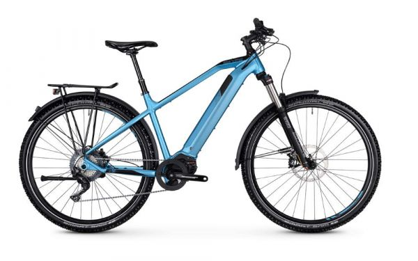 SWYPE torqz #2.0 Mountainbike Bosch CX 625Wh blue matt