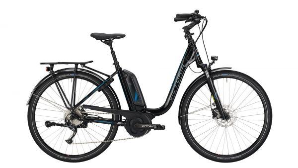 VICTORIA 6.3 e-Bike Damen Deep E-Bike Bosch Activ Line plus 400 Wh Akku