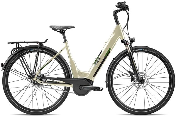 Breezer Bikes Powertrip Evo 1.3+ IG (2020) - creme - RH 45 cm