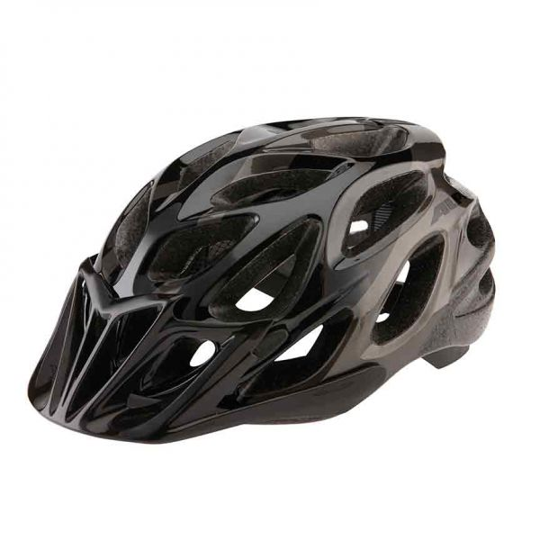 Alpina THUNDER Fahrradhelm black/anthracite