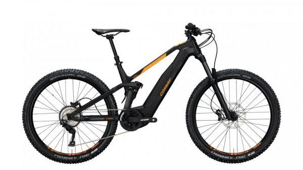 Conway Elektrorad Xyron 227 BOSCH CX 500 Wh orange