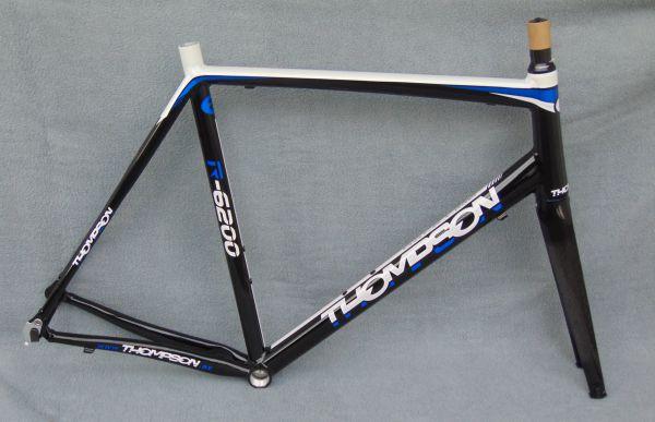 Thompson R 6200 hocchwertiger Rennrad Rahmen Set