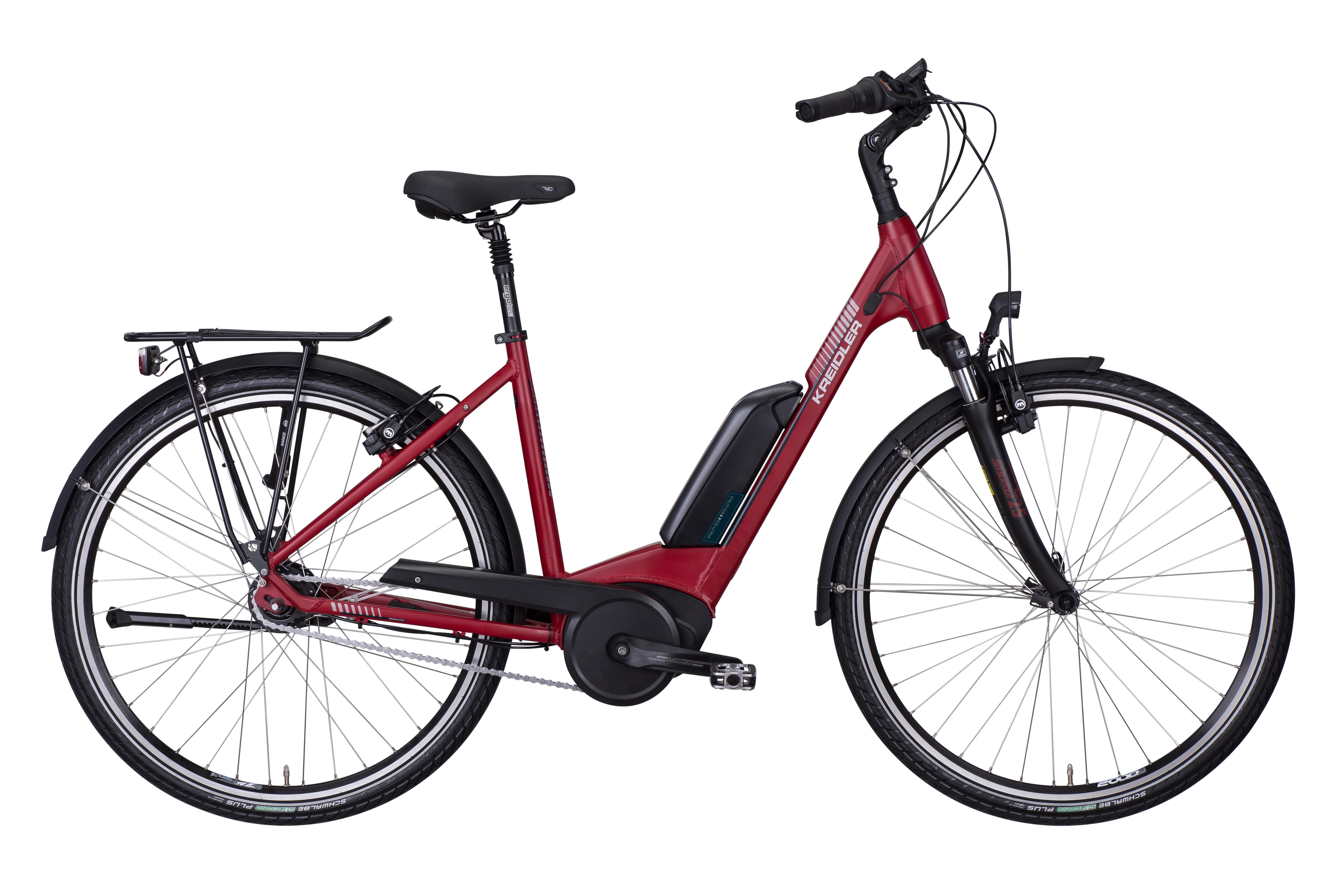kreidler vitality eco 6 e bike shimano nexus 7 gang. Black Bedroom Furniture Sets. Home Design Ideas