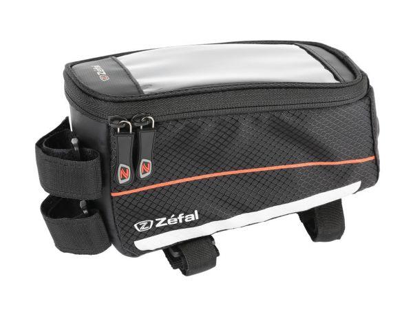 Zefal Console Front Pack Fahrrad Oberrohrtasche Größe L