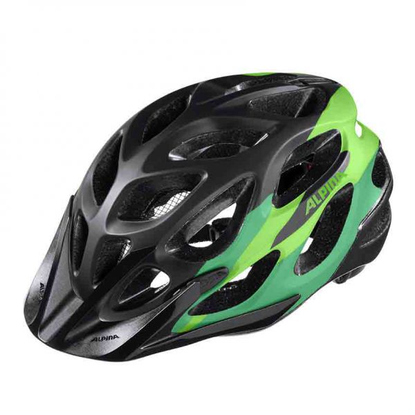 ALPINA Mythos 2.0 Fahrradhelm black green