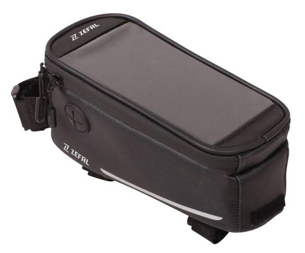 Zefal Console Front Pack Fahrrad Oberrohrtasche T1 schwarz