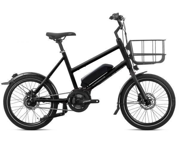 Orbea Katu E-30 E-Bike 20 Zoll Bosch Activ Line Akku 400 Wh schwarzmatt