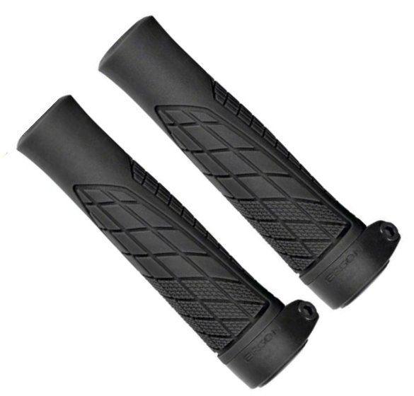 Ergon GA1 Evo MTB Griffe schwarz für Fahrrad Lenker