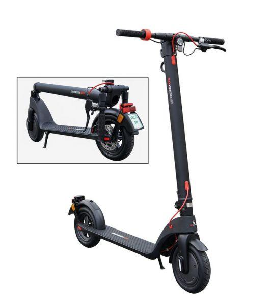 E-Scooter Six Degrees E-Go 700 Alu | 20kmh | 250W | 6.4Ah/36V ideale Mobilität mit einer Reichweite von ca. 20 Km. Akku ist herausnehmbar.