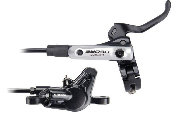 Shimano Deore M615 Fahrrad hydraulische Scheibenbremsen Set v/h