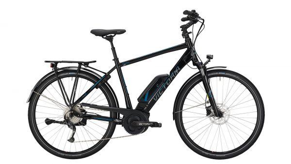 VICTORIA eTrekking 6.3 Herren E-Bike Diamant Bosch 400 Wh