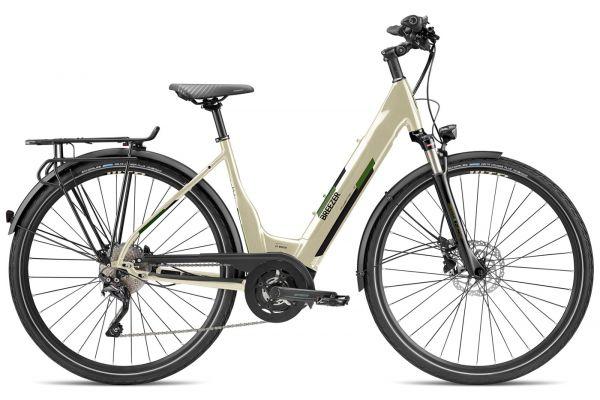 Breezer Bikes Powertrip Evo 1.3+ LS (2020) - creme - RH 50 cm