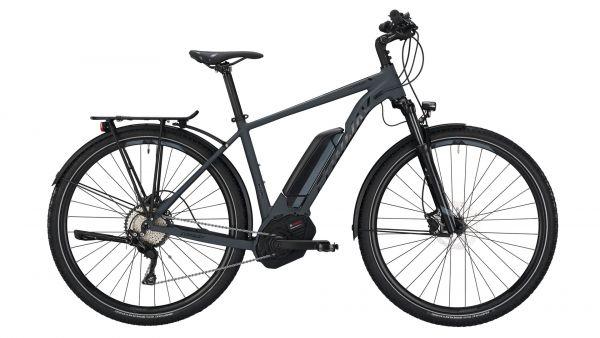 Conway eMC 629 Herren 500Wh grey matt/black