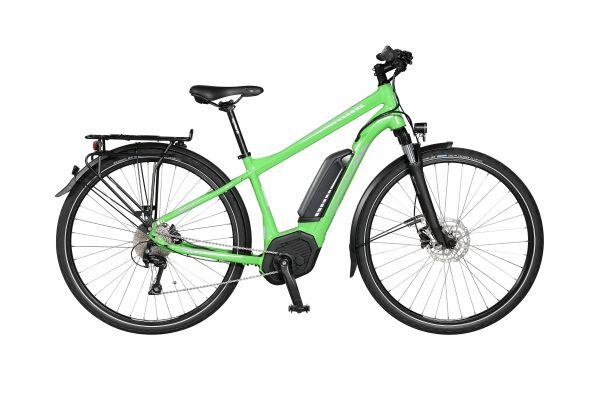 Velo de Ville AEB 800 Disc E-Bike Bosch 500 Wh Shimano Deore 10 Gang