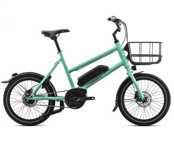 Orbea Katu E-20 E-Bike 20 Zoll Bosch Activ Line + 400 Wh frischgrün