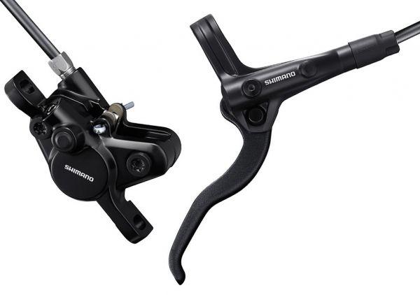 Shimano BR-MT200 Scheibenbremse schwarz vorn