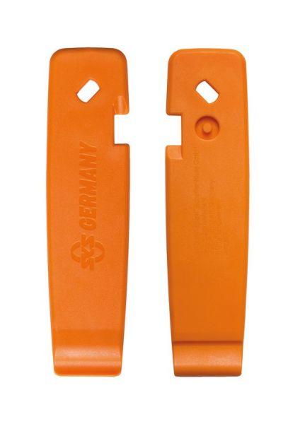 SKS Reifenheber Set orange 3 Stück