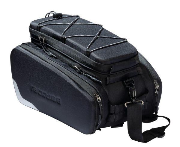 Racktime System Fahrradtasche Odin schwarz, inkl. Snapit Adapter