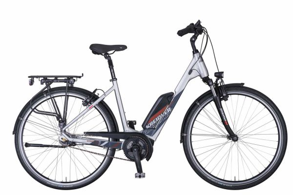 Kreidler E-Bike Vitality Eco 1 (Wave, 28 Zoll) mit Boschantrieb Powerpack 300 Wh