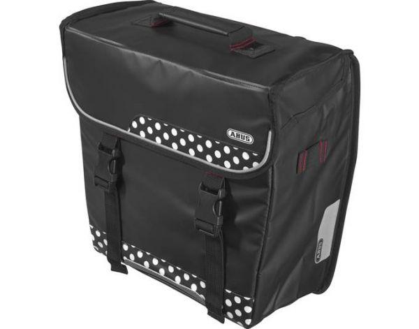 ABUS BASICA ST 5500 Fahrrad Gepäckträgertasche schwarz